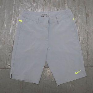 Nike Golf Dri-Fit Tour performance shorts Womens